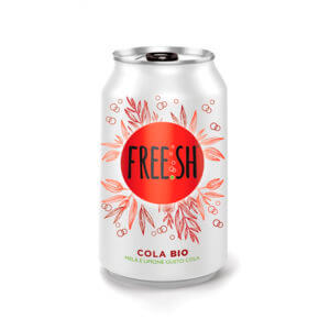 Refresco de Cola BIO FREE.SH