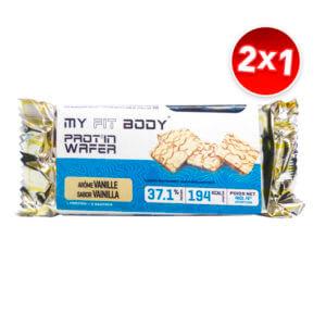 Protein Wafer MyFitBody 40,4 gr (2×1)