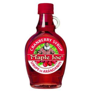 Sirope de Arándanos Maple Joe 250gr