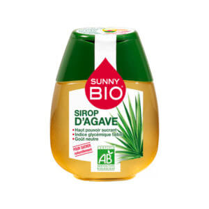 Sirope de agave BIO 250gr