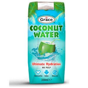 Agua de coco Grace 330ml