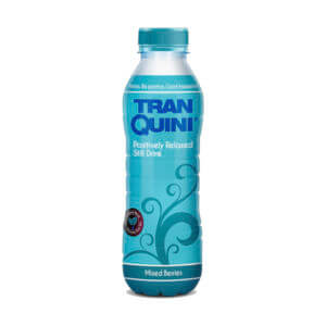 Tranquini botella 50cl Berries