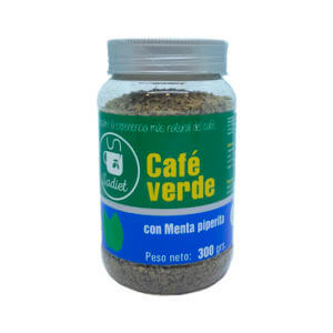 Café verde con Menta Piperita Sadiet 300gr