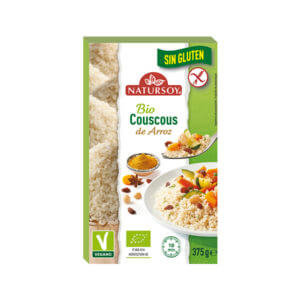 Couscous de arroz 375gr