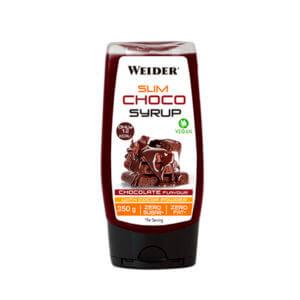 Slim Choco Syrup 350gr