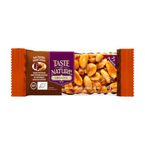 Barritas Taste of Nature + Protein 40gr