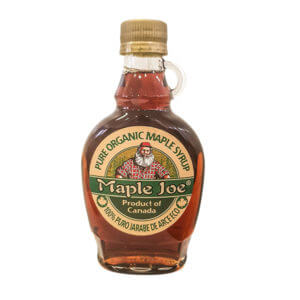 Jarabe de Arce Orgánico Maple Joe 250gr