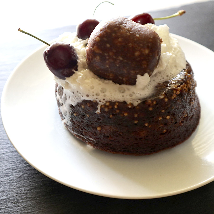 Receta de Brownie Chocolate
