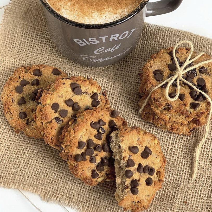 Receta de Cookies de Legumbres