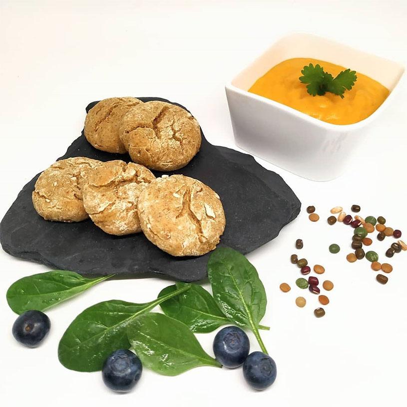 Receta de Falafel de legumbres