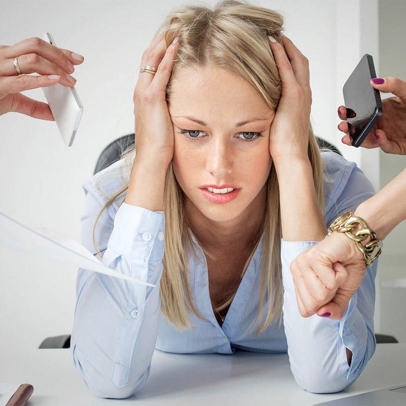 5 tips para superar el estrés