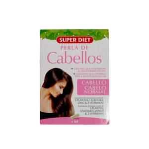 Perla de cabellos 60 caps BIO SUPERDIET