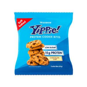 Yippie Protein Cookie Bites 50gr Weider