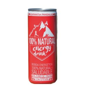 100% Natural Energy Drink