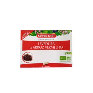 Levadura roja de arroz 30 caps BIO SUPERDIET