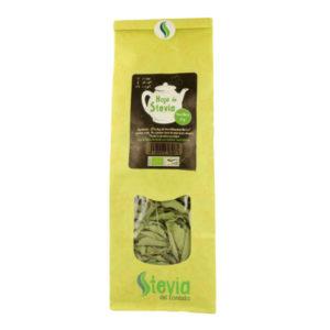 Hoja de Stevia ecológica 40g