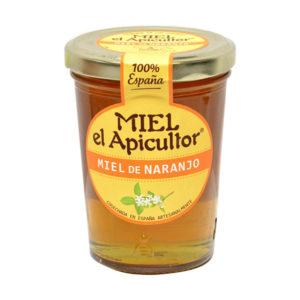 Miel el apicultor de Naranjo 250 g