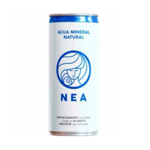 Agua Mineral Natural NEA 330 ml
