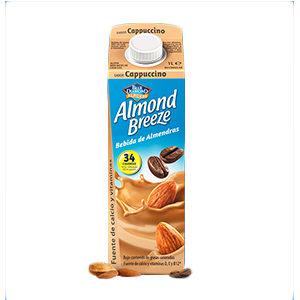 Bebida de Almendras Almond Breeze Cappuccino