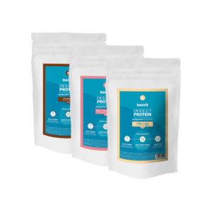 Becrit Proteína de Insecto 30 g