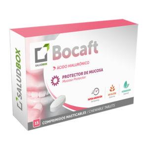 Bocaft comprimidos desleíbles SaludBox