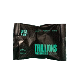 Bolas de Proteína de Insecto Trillions 45 g