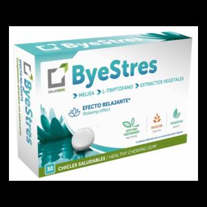 Byestres 30 chicles funcionales SaludBox