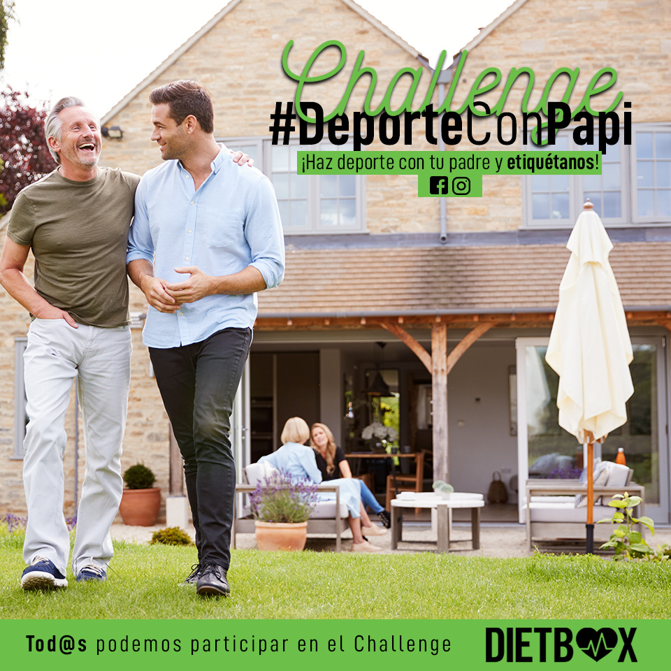 CHALLENGE #HazDeporteconPapa