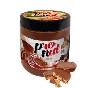 Crema de Cacahuete con Protella 250g