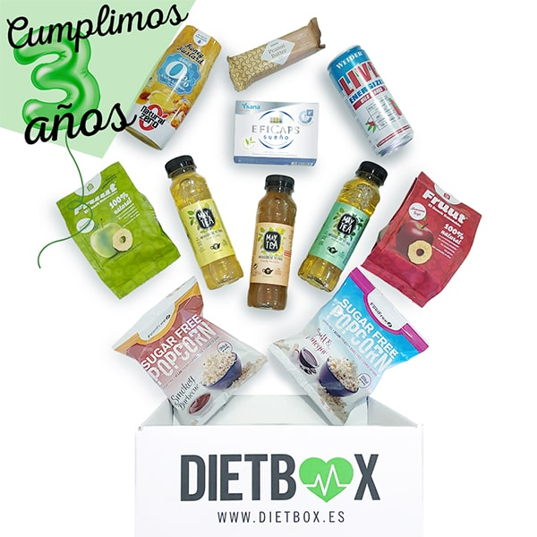 DietBox 3er Aniversario