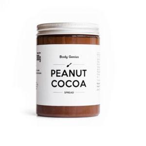 Crema de Cacahuete y Cacao 300g My Body Genius