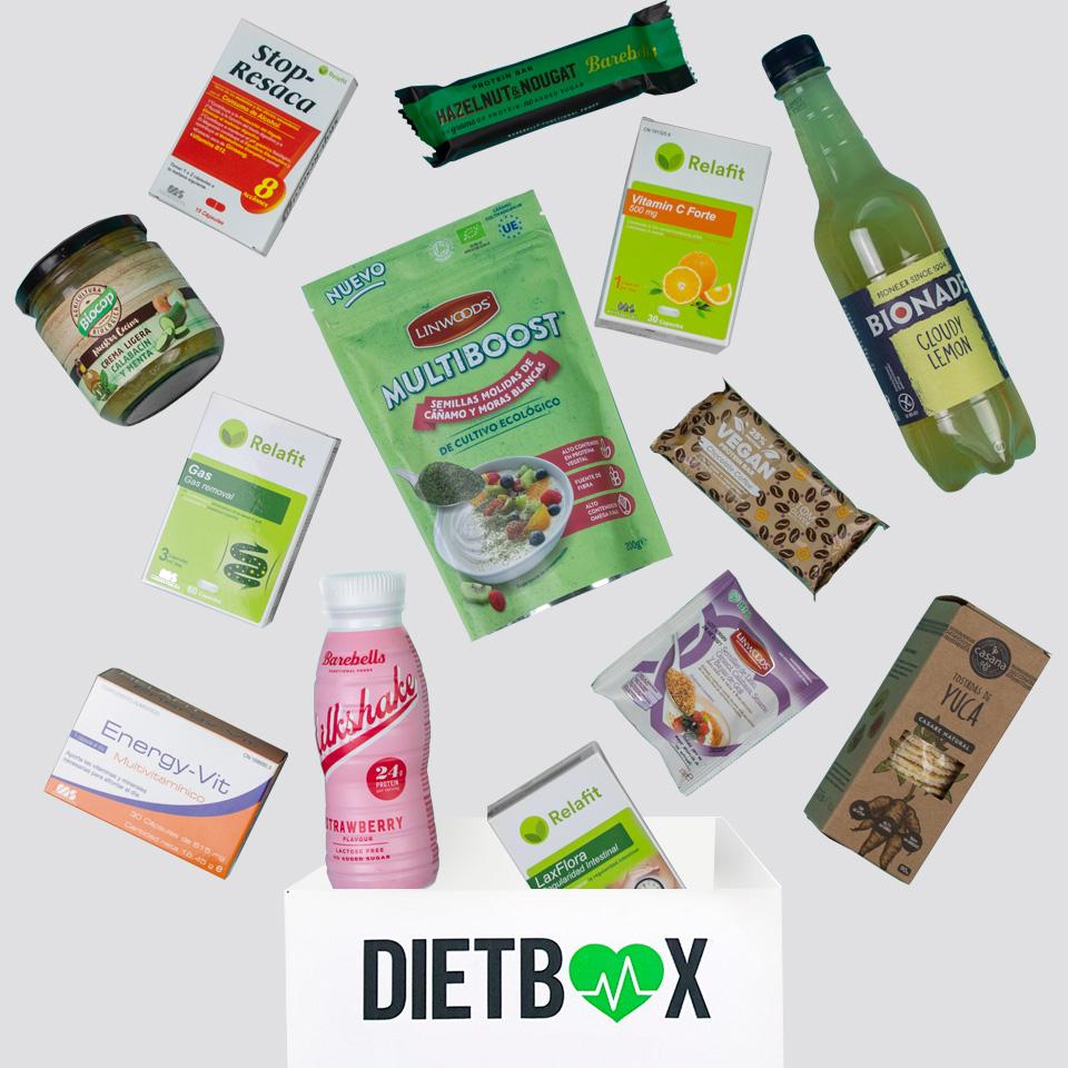 DietBox de Mayo