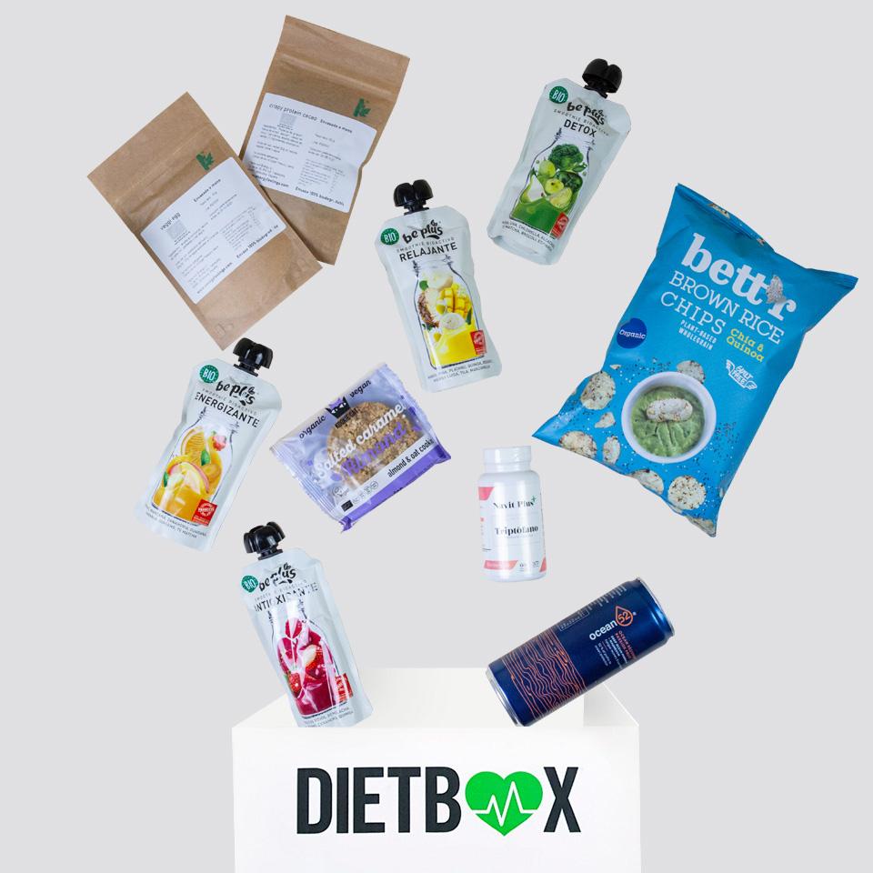 DietBox de Abril #HábitosSaludables