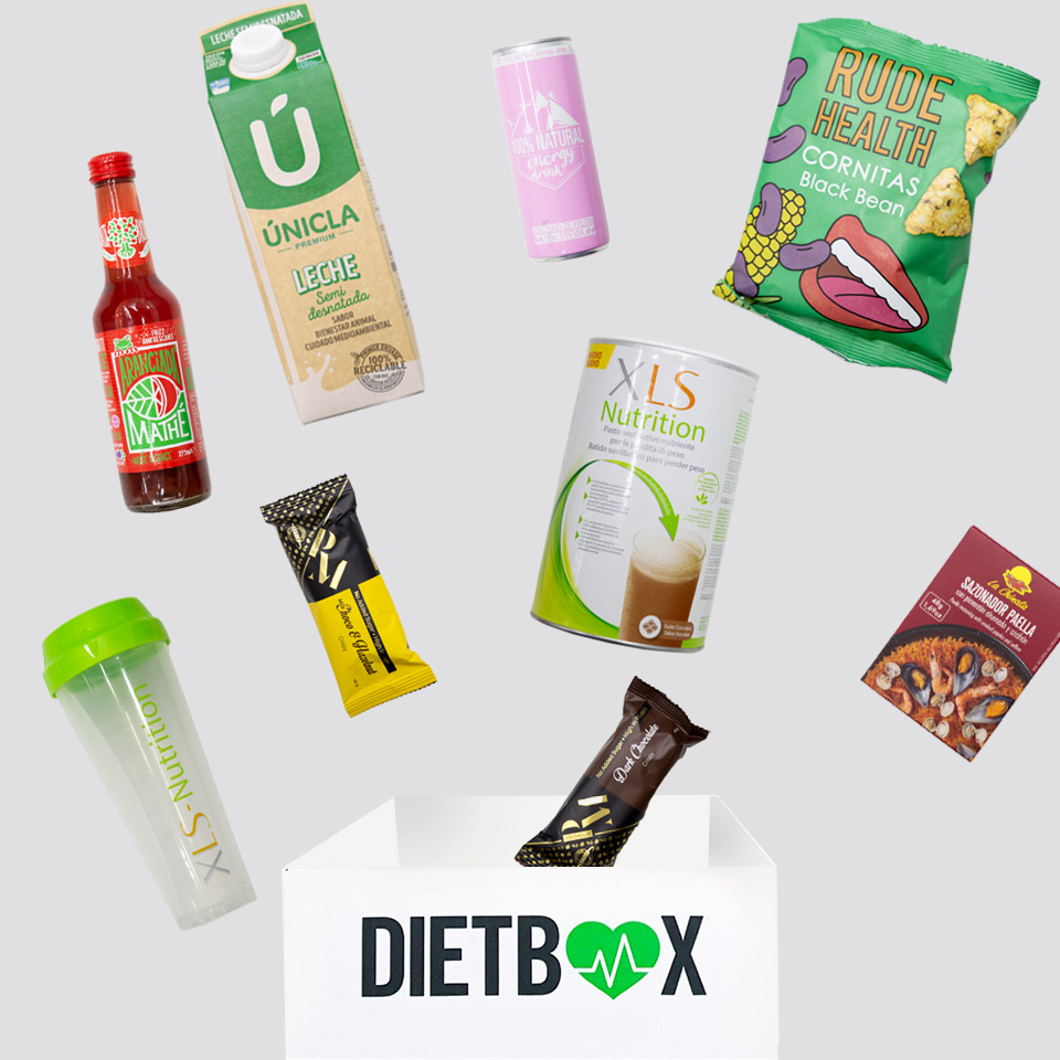 DietBox de Julio 2020