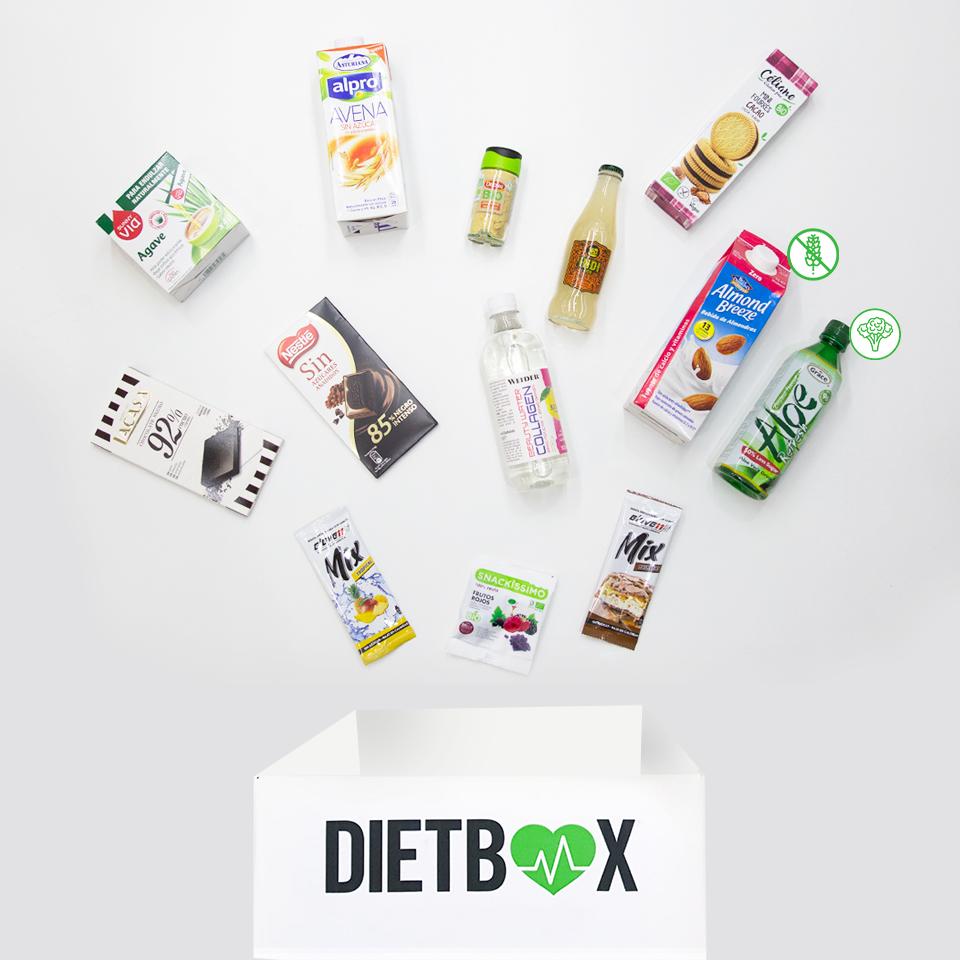 DietBox de Navidad 2019