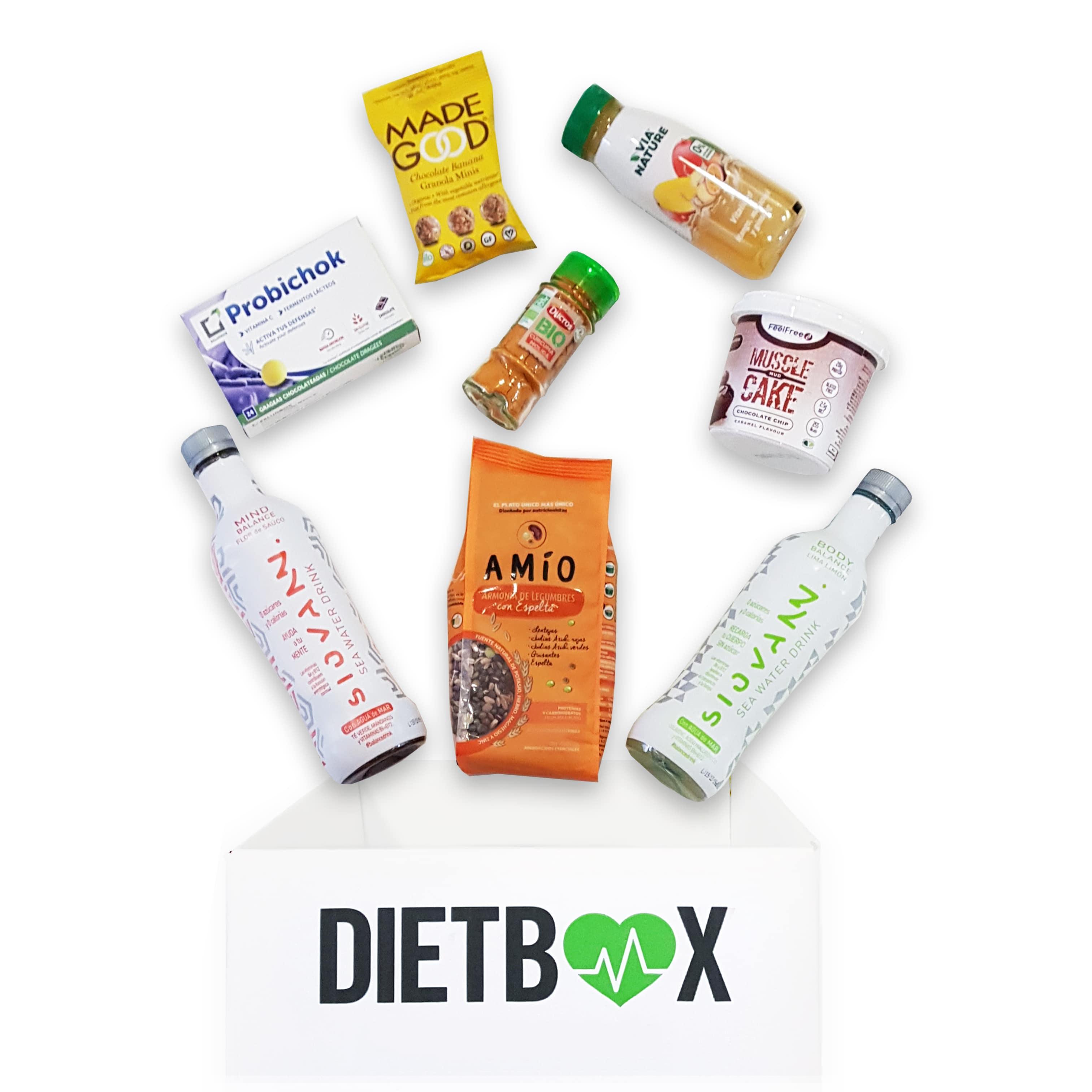 DietBox de Noviembre