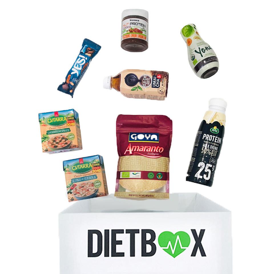 DietBox de Octubre 2019