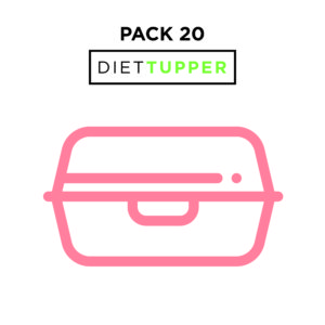 DietTupper Pack 20