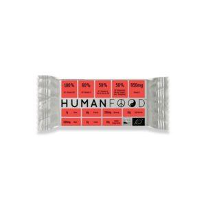 Human Food Bar 76 g roja