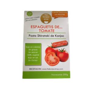 Espaguetis de Tomate Konjac
