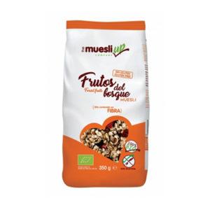 Muesli de Frutos del bosque 350g