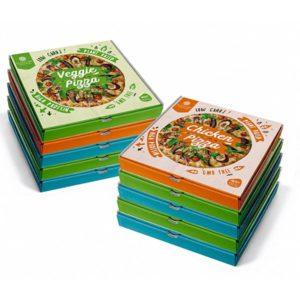 Pack 10 Pizzas Proteicas Alasature