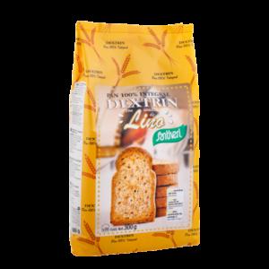 Pan integral Dextrin con semillas de lino 300g