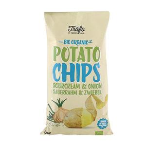 Patatas chips con cebolla 125g