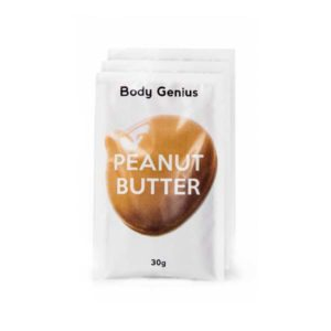 Peanut Butter 30gr Body Genius