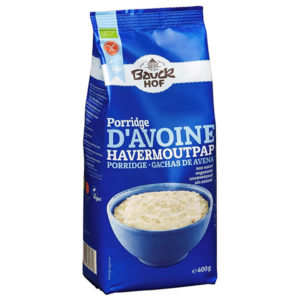 Porridge de avena Bauckhof 400 g