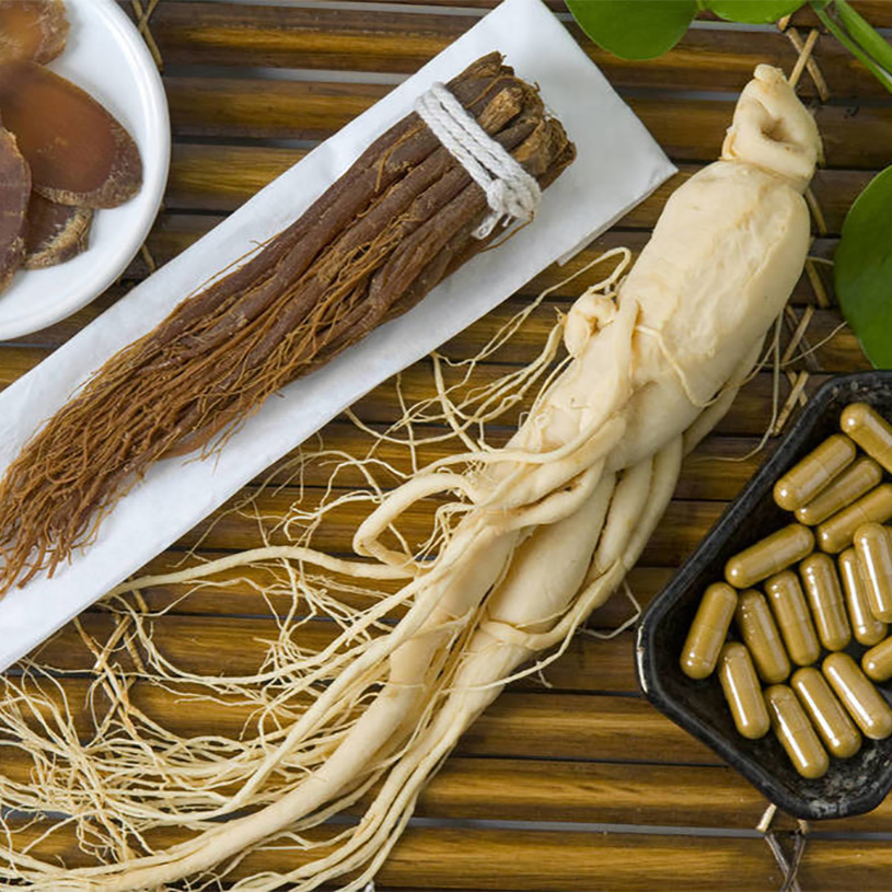 Qué es y para qué sirve el Ginseng