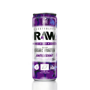 Raw BIO 250 ml Antioxidant