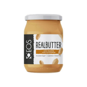 Real Butter 100% Cacahuete 500 g
