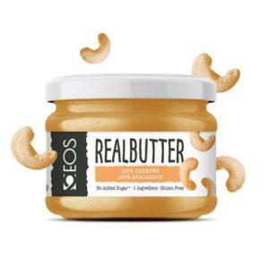 Real Butter Anacardo 200 g